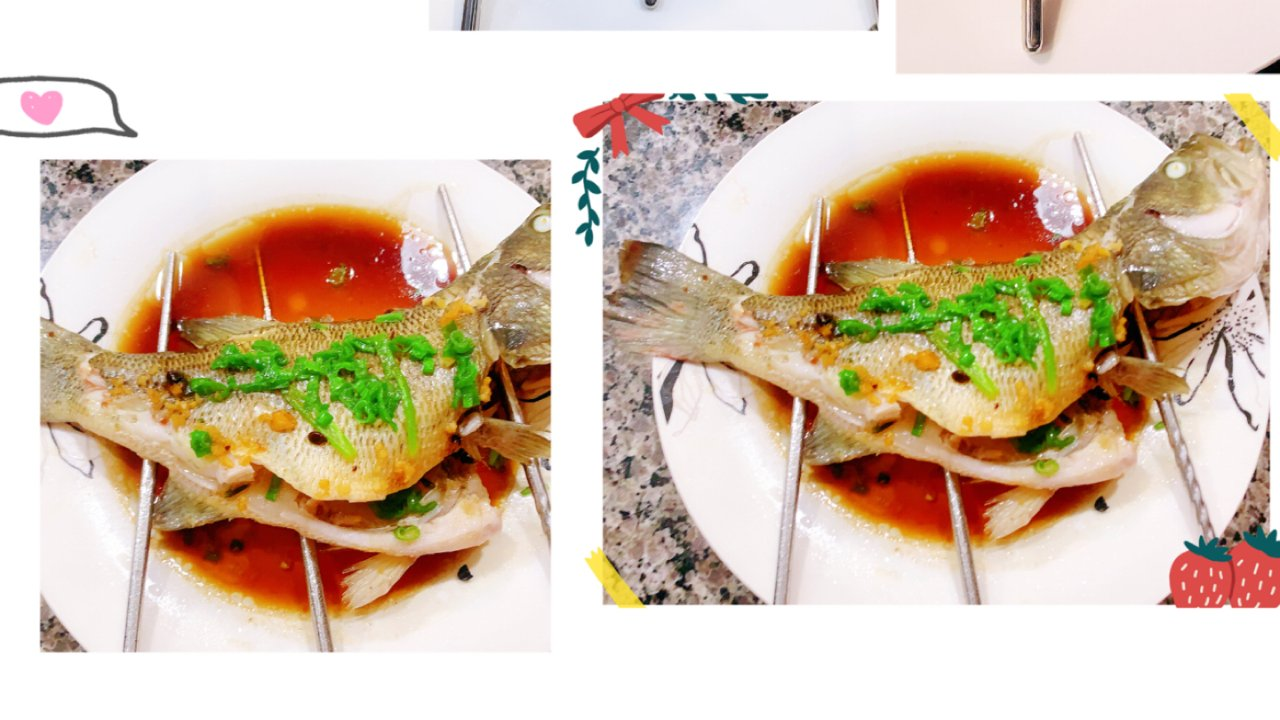 如何烹煮无腥味鲜甜美味的鱼|清蒸豉汁蒸海鲈鱼🐟