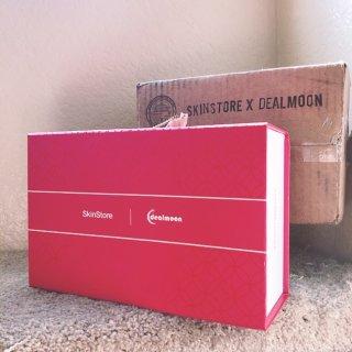 DealMoon x SkinStore限量禮盒✨貼心呵護妳的美