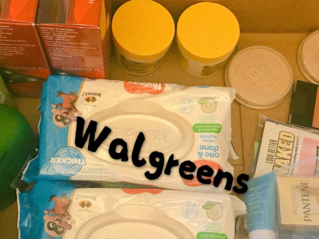 Walgreens 买什么