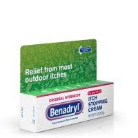 Benadryl 止痒止痛膏,30g