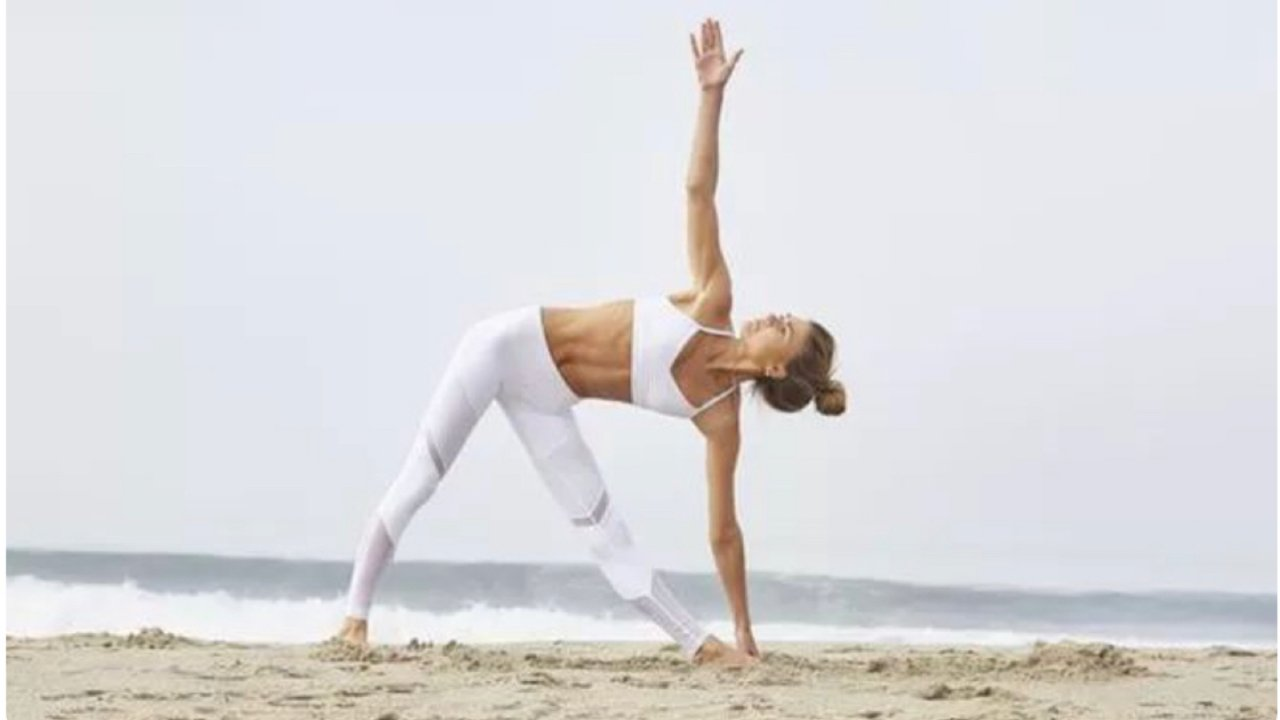 在家练瑜伽,常用英文单词了解一下?