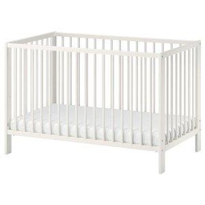 GULLIVER Crib - white - IKEA
