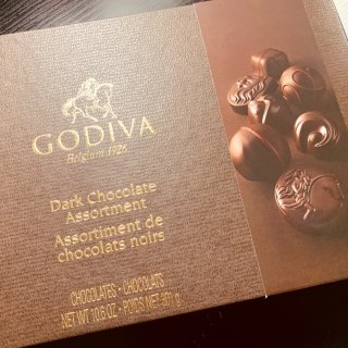巧克力届的爱马仕-Godiva