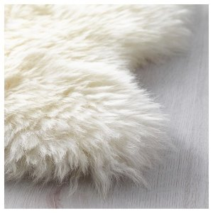 RENS Sheepskin - white - IKEA