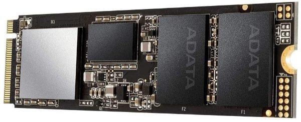 XPG SX8200 Pro 512GB 3D NAND PCIe 3.0x4 固态硬盘