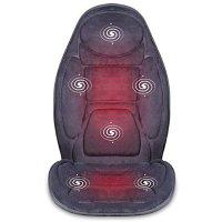 SNAILAX 可加热按摩座垫 6处按摩节点+3处加热
