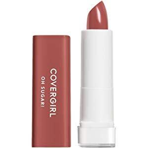 Amazon.com: COVERGIRL Colorlicious Oh Sugar! Tinted Lip Balm Caramel, .12 oz (packaging may vary): Beauty