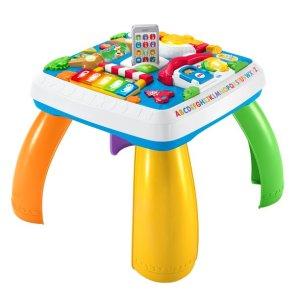 Fisher-Price 城市主题学习游戏桌