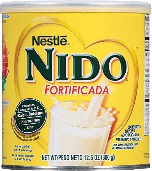 Amazon.com : NESTLE NIDO Fortificada Dry Milk 56.3 Ounce Canister : Powdered Milk : Grocery & Gourmet Food