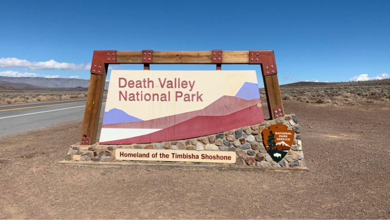 春天去Death Valley死亡谷国家公园,感受生命的气息