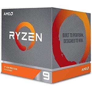 $429AMD Ryzen 9 3900X 12C24T 带Wraith Prism RGB散热器