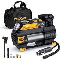 TACKLIFE M2 汽车轮胎充气泵 带数字显示