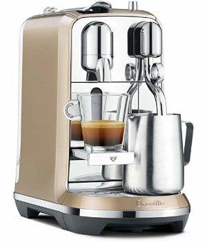 Amazon.com: Breville-Nespresso USA BNE800BSSUSC Nespresso Creatista Plus Coffee Espresso Machine, 1, Stainless Steel: Kitchen & Dining