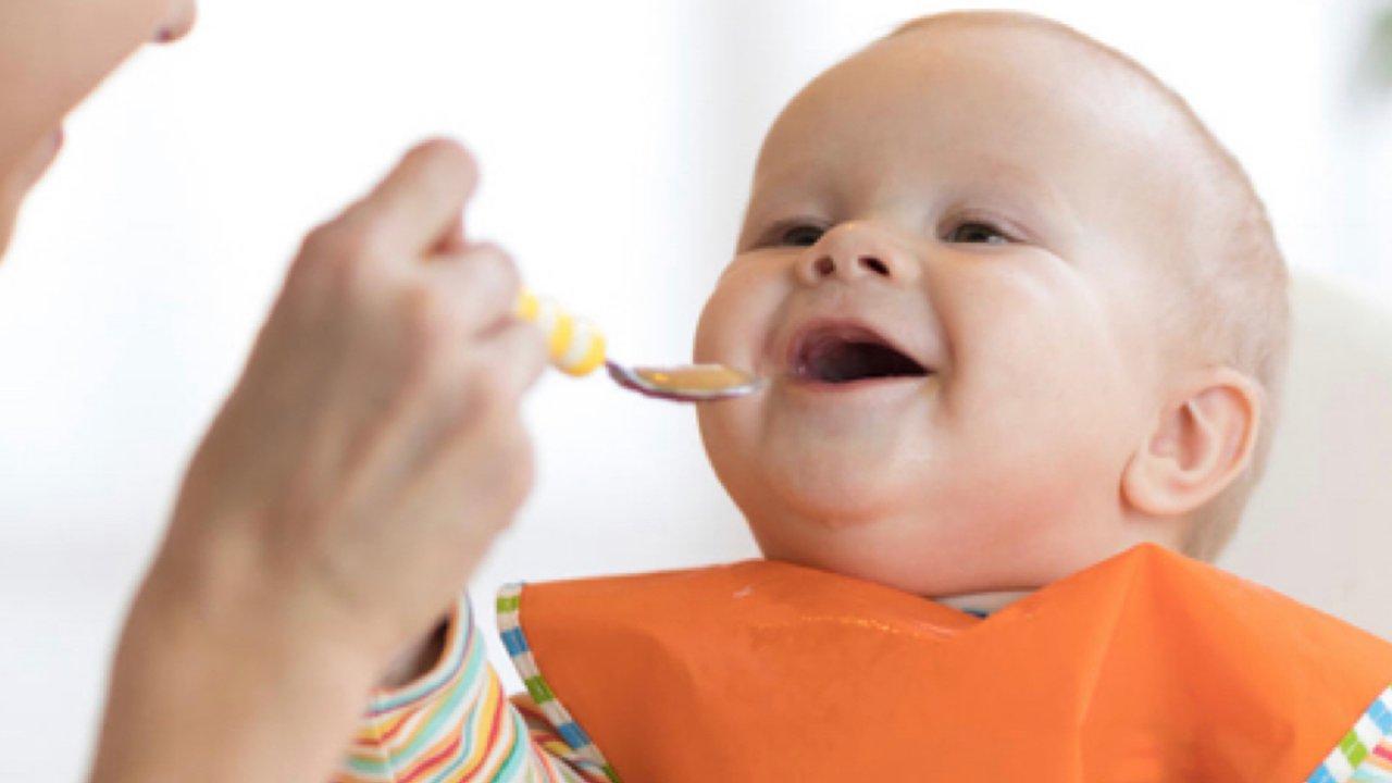 浅谈婴儿辅食那点事儿