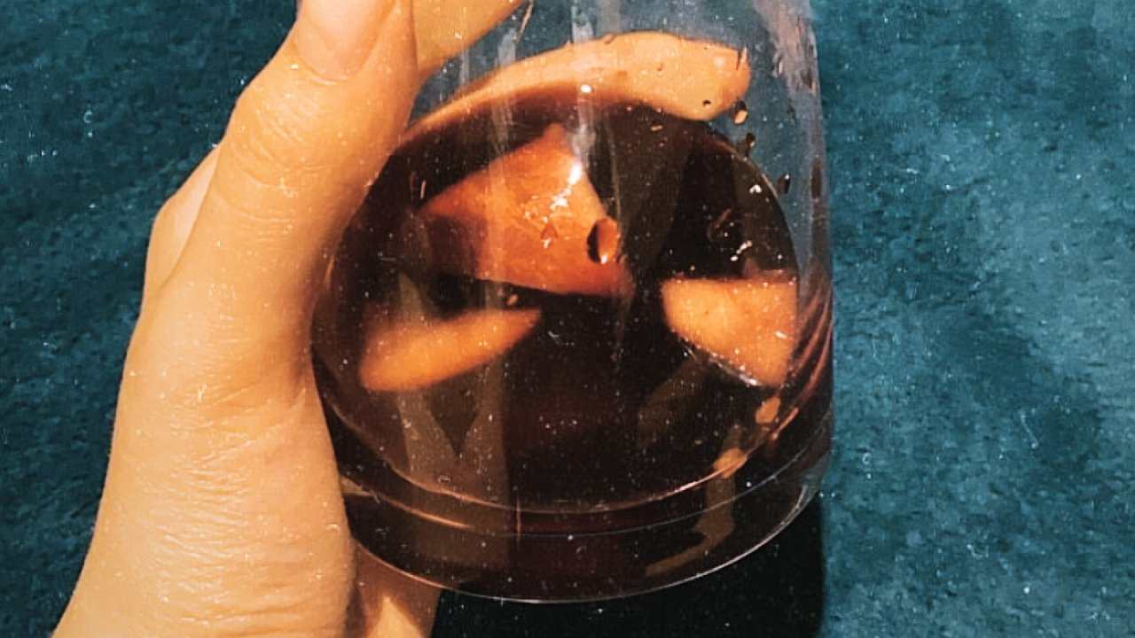 水果热红酒🍷减脂餐食谱分享DIY第四弹