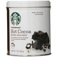 Starbucks 双重巧克力可可粉  7盎司