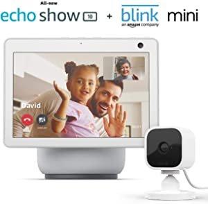 全新第三代 Echo Show 10 (3rd Gen)  2件可省$100