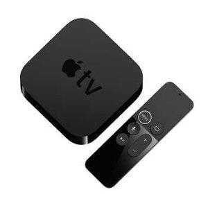 $99.97 包邮Apple TV 4K 32GB 智能电视盒子 上代