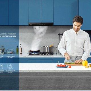 精湛科技,轻松烹饪|Robam老板牌抽油烟机众测