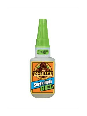 Amazon.com: Gorilla Super Glue Gel, 20 Gram, Clear: Gateway