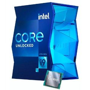 $618.99Intel Core i9-11900K 11代i9系列 8核心 处理器