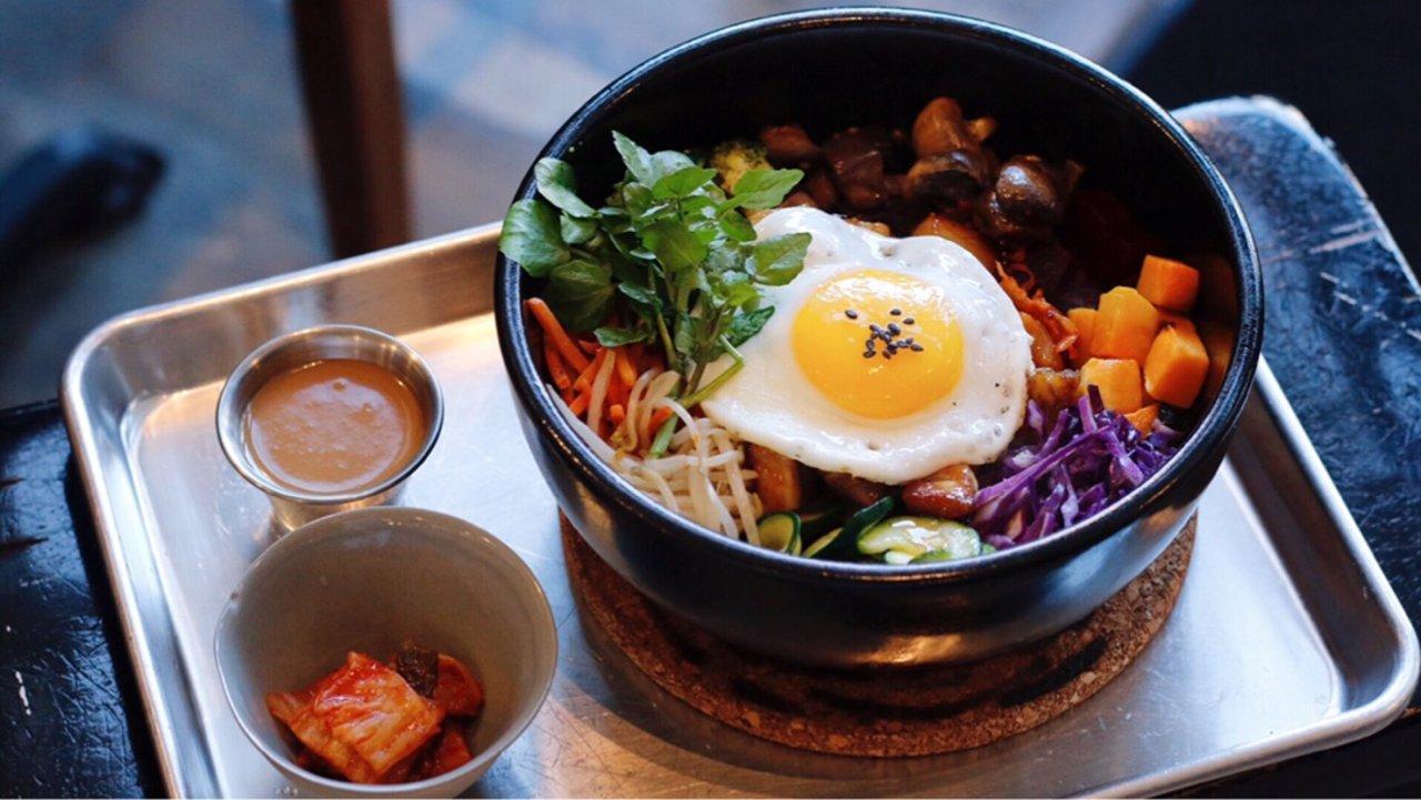 有可能是西雅图最好吃的精致韩餐,忘了炒年糕和部队锅吧!