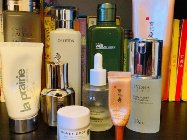 细数近期每日护肤品 | 我的第一篇...