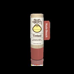 Tinted Lip Balm With Sunscreen, SPF 15 - Nude Beach | Sun Bum