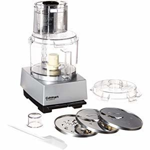 Amazon.com: Cuisinart DLC-10SY Pro Classic 7-Cup Food Processor, White: Kitchen & Dining