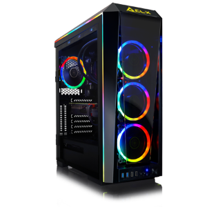CLX SET GAMING PC (i9-9900K, 2080, 16GB, 960GB+3TB)