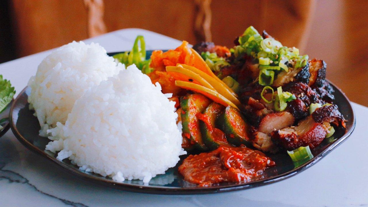 只用一道烤肉,道出Ballard一间韩餐小馆,深受西雅图local们欢迎的原因