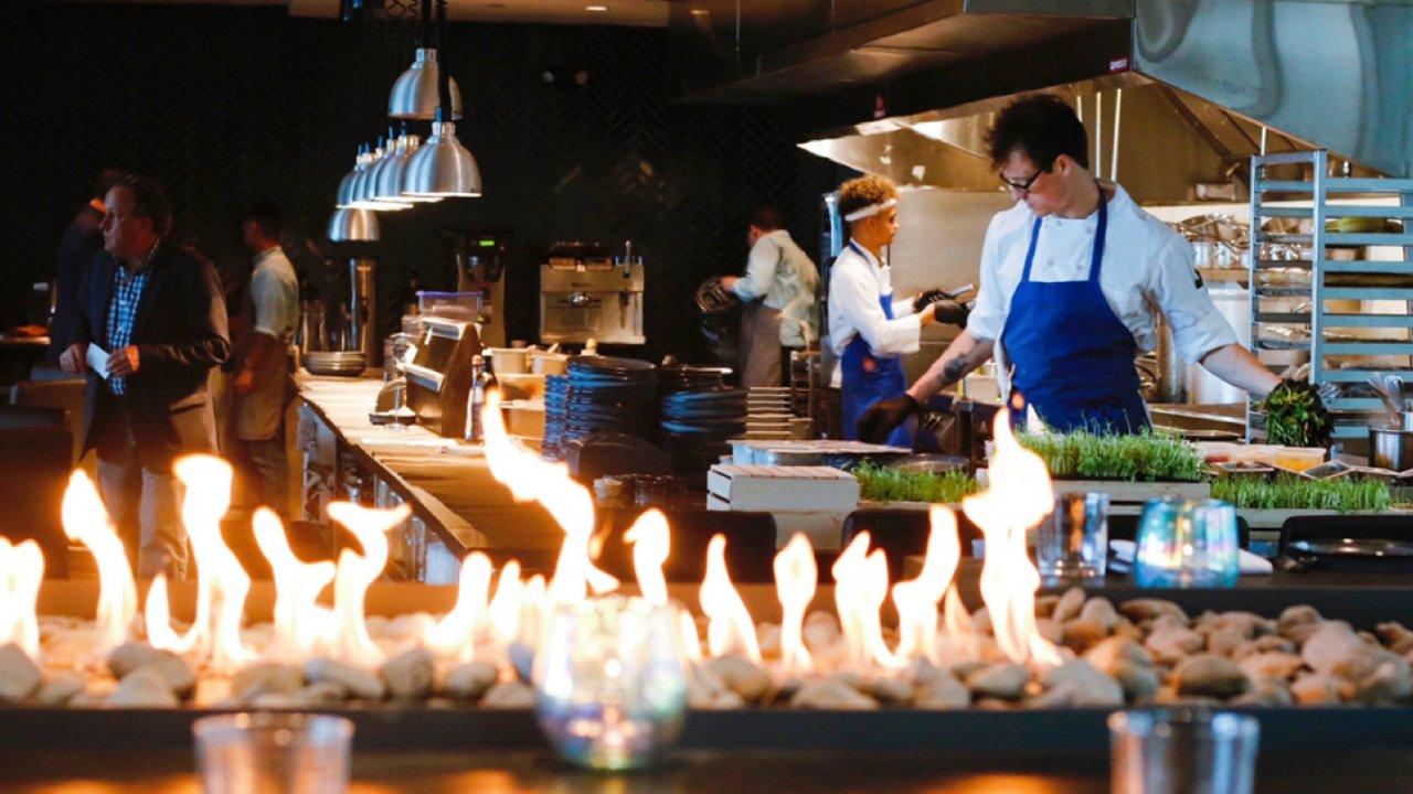 西雅图高逼格水景西餐厅,风情万种我只推这一家