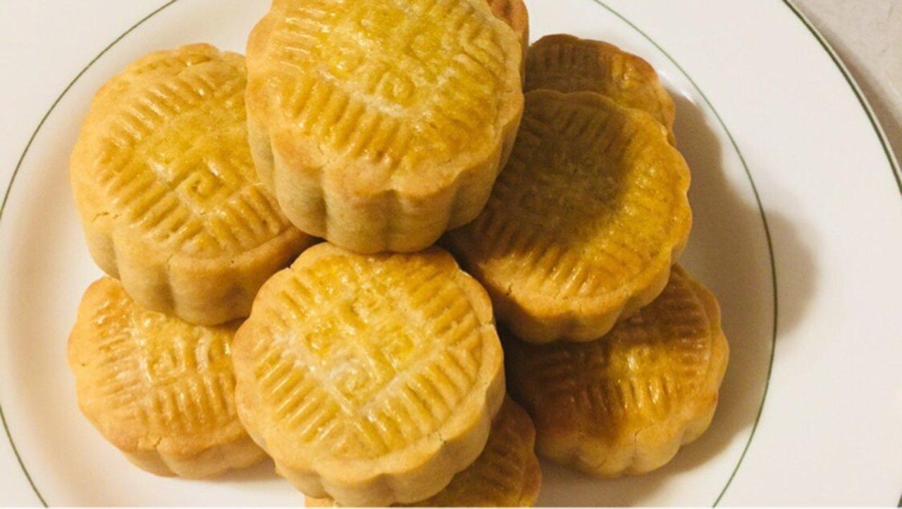 美味拉丝月饼   轻松GET流行美食