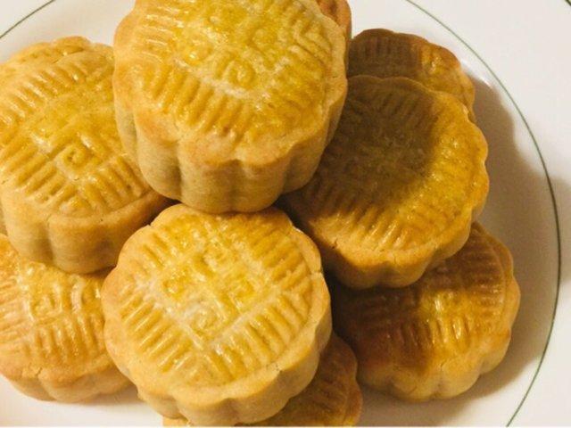 美味拉丝月饼 | 轻松GET流行美食