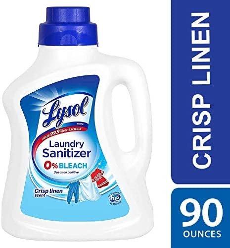 衣物消毒液 不含漂白剂, 90oz
