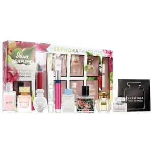 Deluxe Perfume Sampler - Sephora Favorites   Sephora