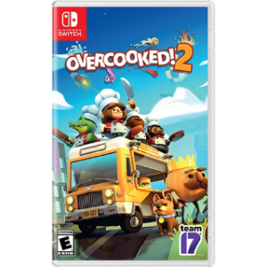 Overcooked! 2 Nintendo Switch Digital