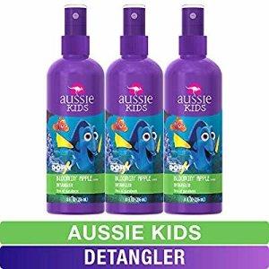 Amazon.com: Aussie Kids Detangler, Finding Dory, Bloomin' Apple, 8 fl oz, Pack of 3: Beauty