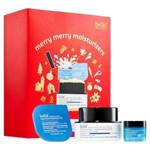 Merry Merry Moisturizers - belif | Sephora