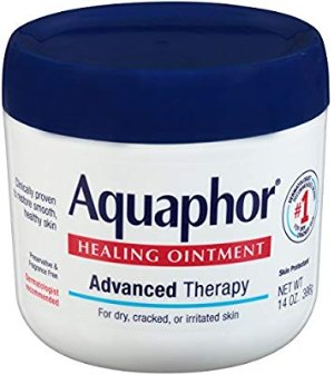 Amazon.com : Aquaphor Healing Ointment - Moisturizing Skin Protectant for Dry Cracked Hands, Heels and Elbows - 14 Ounce (Pack of 1) Jar : Aquaphor Healing Ointment Baby : Beauty