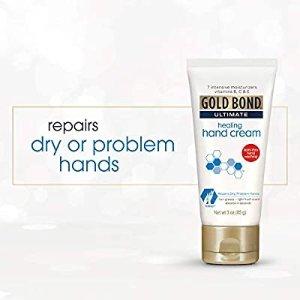 Gold bond超强修复护手霜热卖 呵护干燥双手