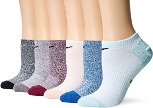 $12.25Nike Women's Everyday Lightweight No-Show Training Socks