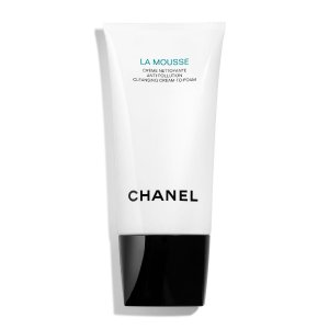 LA MOUSSE ANTI-POLLUTION CLEANSING CREAM-TO-FOAM - Skincare - CHANEL