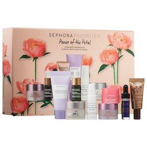 $36 (价值$81)Sephora Favorites 花瓣之力天然护肤品套装 收Fresh面霜
