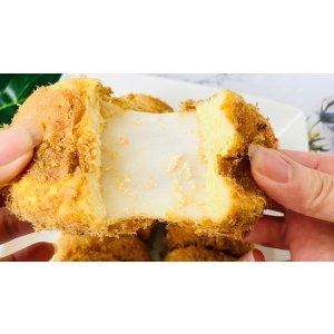 超级拉丝的麻薯肉松小贝-北美省钱快报攻略