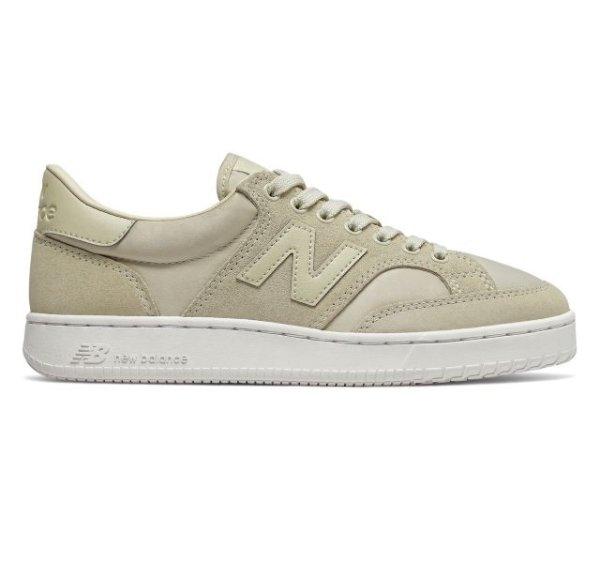 奶茶色女士板鞋