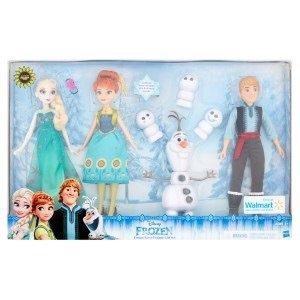 $19.97Disney 冰雪奇缘系列 超值礼盒套装
