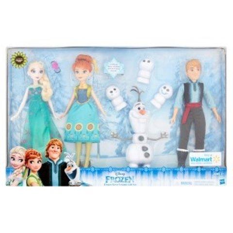 Hasbro Disney Frozen Fever Friends Gift Set