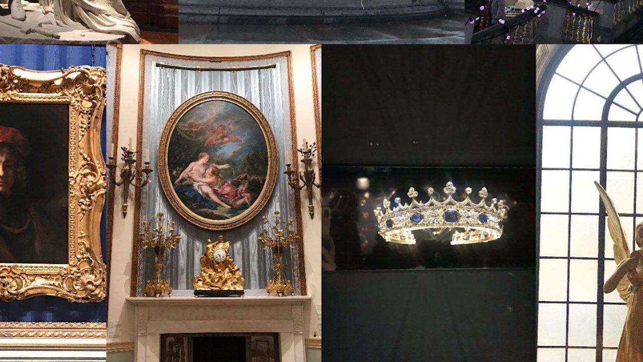 伦敦美术馆+博物馆不完全指南