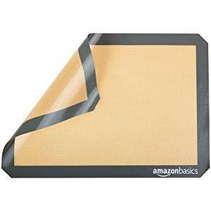 Amazon.com: AmazonBasics Silicone Baking Mat - 2-Pack: Kitchen & Dining